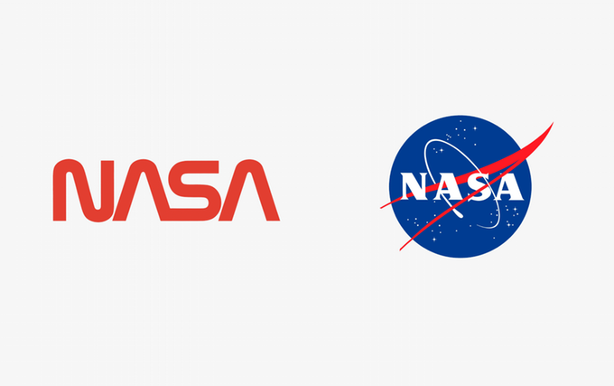 NASA logos (from The Verge)
