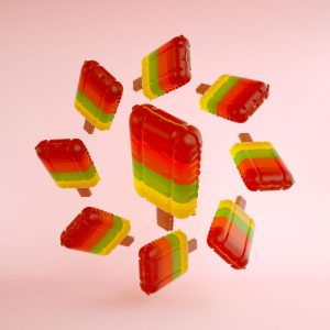 Cinema 4D Lollies!