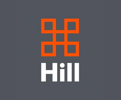 Hill, Brand Identity Design,