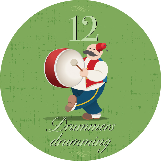 No.12 / 12 – A gift on the twelfth working day of Christmas