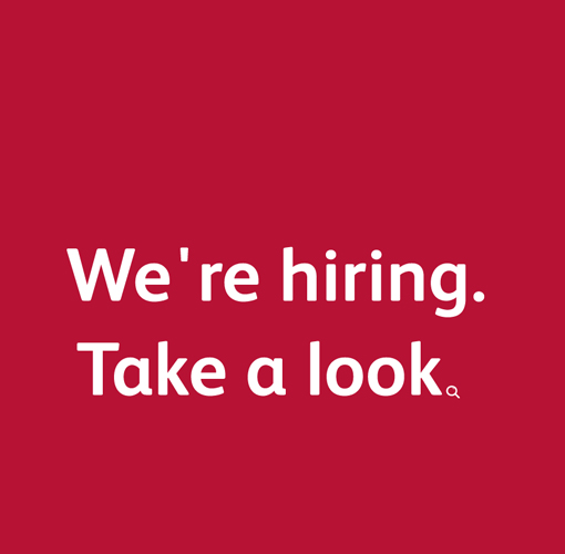 We're Hiring – Client Services Coordinator