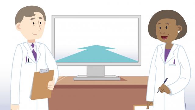Boston Scientific, Accolade MRI animation, outcome screen