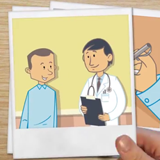 European Parkinson's Disease Association shares animation with patients and families