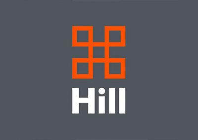 Hill | Brand identity development