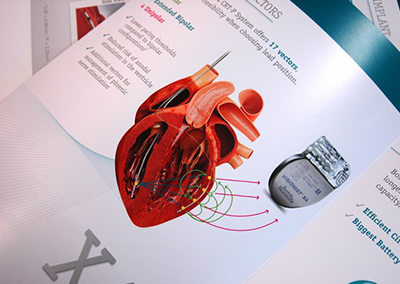 Boston Scientific | European product launch brochure